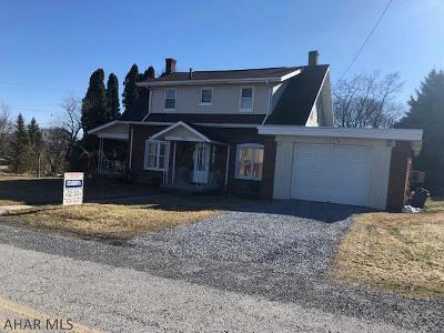Altoona Single Family Home For Sale: 1700 25th Avenue