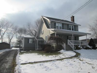 Duncansville PA Single Family Home Sold: $159,900