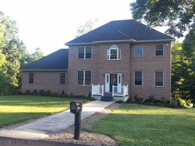 Single Family Home For Sale: 1041 Grindstone Circle