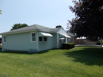 Martinsburg Single Family Home For Sale: 112 N Park Street