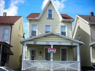 Altoona Single Family Home For Sale: 1520 1st Ave