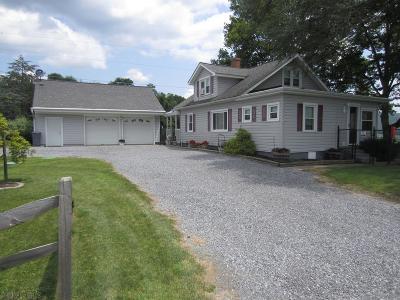 Martinsburg, Roaring Spring, East Freedom, New Enterprise, Woodbury Single Family Home For Sale: 2252 Henrietta Road