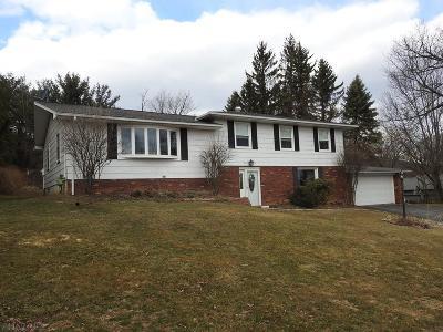 Hollidaysburg Single Family Home For Sale: 2619 Manor Drive