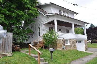 Blair County Single Family Home For Sale: 2509 10th Street
