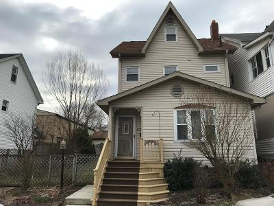 Altoona Single Family Home For Sale: 1123 21st