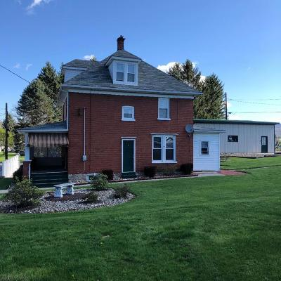 Roaring Spring Single Family Home For Sale: 409 Sugar Street