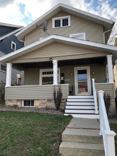 Altoona Single Family Home For Sale: 308 27th Ave