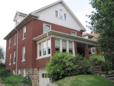 Ebensburg Single Family Home For Sale: 217 E Horner Street