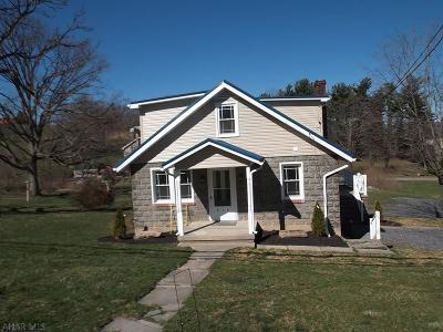 Duncansville Single Family Home For Sale: 314 Maple Hollow Road