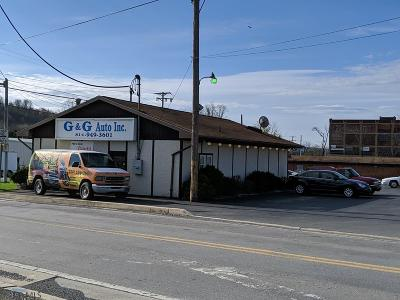 Altoona Commercial For Sale: 3525 Route 764