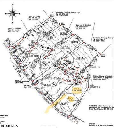 Residential Lots & Land For Sale: Lot #6 Mariner's Cove