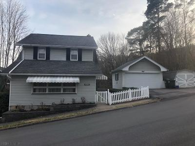 Altoona PA Single Family Home For Sale: $125,000