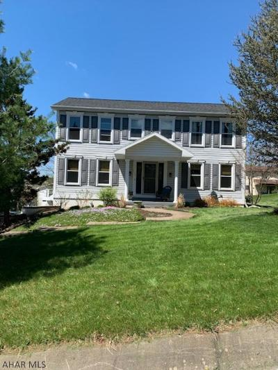 Blair County Single Family Home For Sale: 219 Bonnie Lane