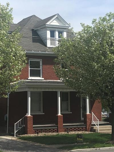 Single Family Home For Sale: 505 E Penn Street