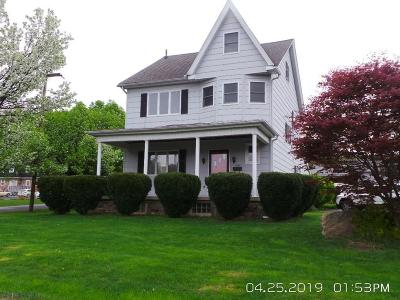 Altoona Single Family Home For Sale: 1301 Adams Avenue
