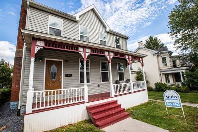 Blair County Single Family Home For Sale: 520 Wayne Street