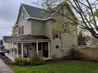 Ebensburg Single Family Home For Sale: 309 S. Cherry Street