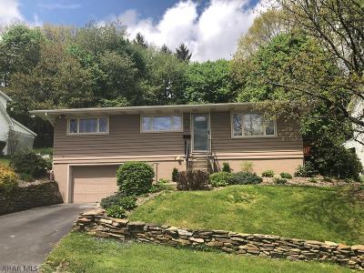 Altoona PA Single Family Home Sold: $139,900