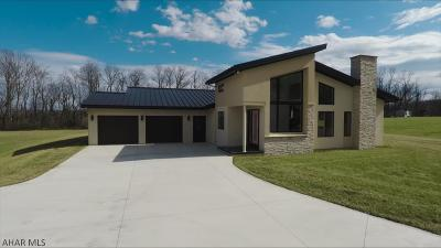 Blair County Single Family Home For Sale: 150 Bradford Lane