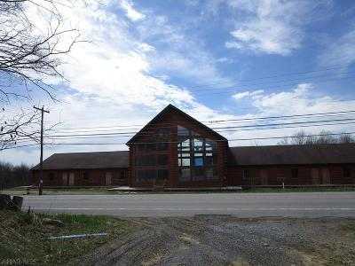 Ebensburg Multi Family Home For Sale: 2343 Ben Franklin Highway