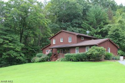 Blair County Single Family Home For Sale: 155 Sharer Lane