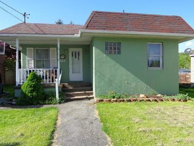 Newry Single Family Home For Sale: 816 Shamrock Lane