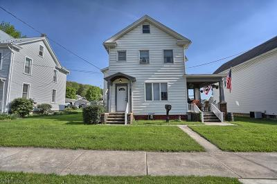 Tyrone Single Family Home For Sale: 708 W 15th St