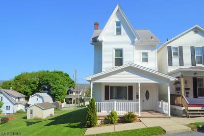 Altoona Single Family Home For Sale: 1009-11 26th Avenue