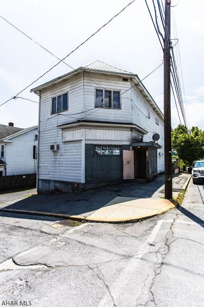 Blair County Commercial For Sale: 2068 Columbia Ave