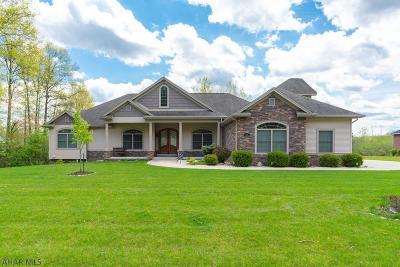 Hollidaysburg, Duncansville Single Family Home For Sale: 110 Deer Track Rd