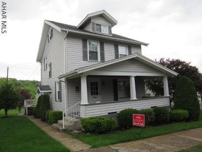 Altoona Single Family Home For Sale: 214 23rd Avenue