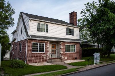 Altoona Single Family Home For Sale: 3705 Broad Avenue