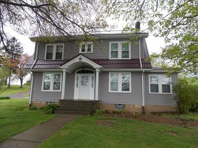 Ebensburg Single Family Home For Sale: 912 Gresh Road