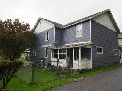 Cresson, Lilly Single Family Home For Sale: 138 Mitchell Road