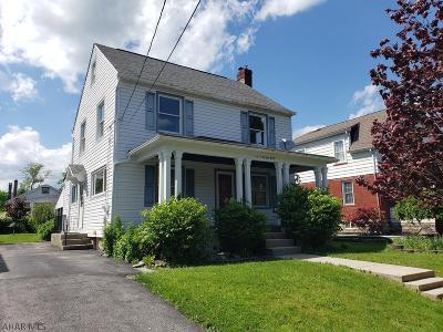 Blair County Single Family Home For Sale: 518 E Penn Avenue