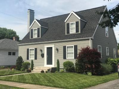 Altoona Single Family Home For Sale: 41 Seneca Avenue