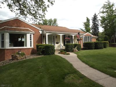 Altoona Single Family Home For Sale: 4205 2nd Ave.