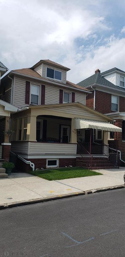 Altoona PA Single Family Home For Sale: $86,900