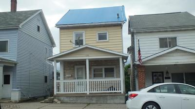 Altoona PA Single Family Home Sold: $12,900