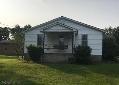Tyrone Single Family Home For Sale: 1373 Bell Tip