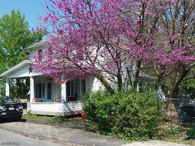 Hollidaysburg, Duncansville Single Family Home For Sale: 616 1st Ave