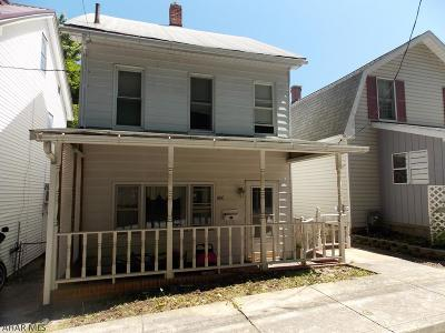 Altoona Single Family Home For Sale: 1816 6th Street