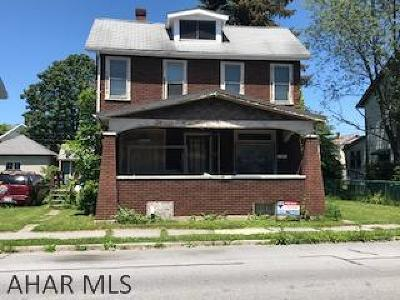 Blair County Multi Family Home For Sale: 3022 W Chestnut Ave
