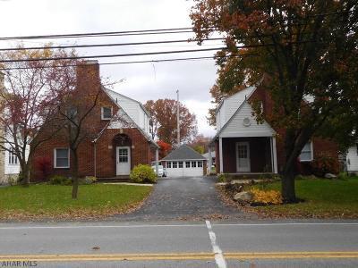 Blair County Multi Family Home For Sale: 1304-130 N Juniata Street