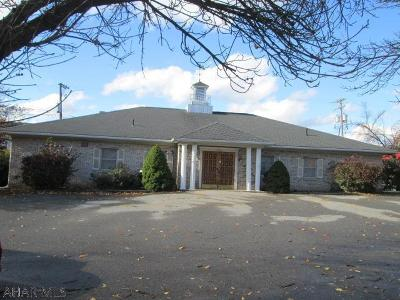 Altoona Commercial For Sale: 1710 6th Avenue
