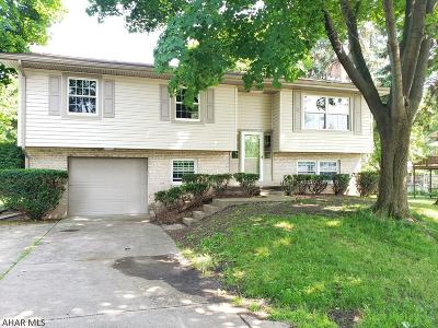 Altoona Single Family Home For Sale: 5109 W Chestnut Ave