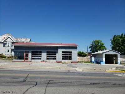 Blair County Commercial For Sale: 114 High Street