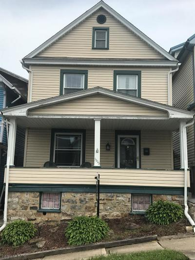 Altoona Single Family Home For Sale: 1313 21st Ave