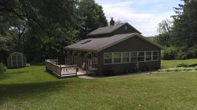 Cresson, Lilly Single Family Home For Sale: 9 Country Club Road