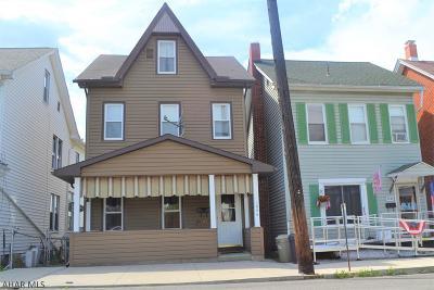 Altoona Single Family Home For Sale: 1044 2nd Avenue